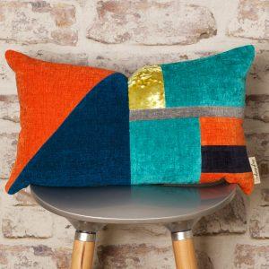 bauhaus style pillow
