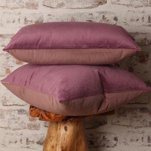 monochramatic velvet covers